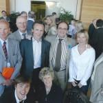 Remise Ordre National du Mérite avec des amis de RTL Mai 2008