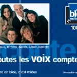 Campagne France Bleu Sud Lorraine 2007. Toutes les VOIX Comptent