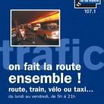"""Lancement """"On Fait la Route Ensemble"""""""