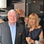 Fabrice et son épouse Michèle