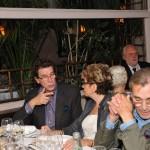 Nicole Moulinard, Alexandre Baloud et Dominique Farran